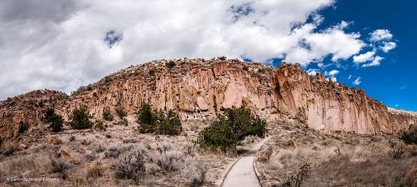 Around Los Alamos, New Mexico