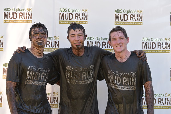 Teen Missions Mud Run 5/7/2016