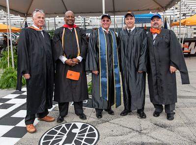 Virginia High School Graduation BMS