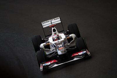 F1 GP Monaco 2012