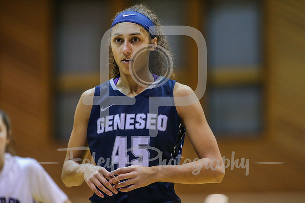 NCAA Division 3 Tournament: SUNY Geneseo vs Amherst