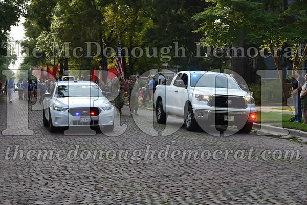 Bushnell T&CFF Parade 08-23-18