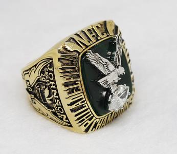1980 NFC Philadelphia Eagles super bowl ring