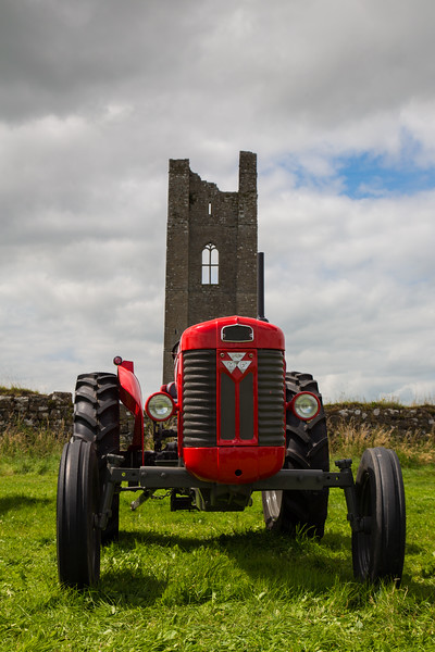 Trim Vintage Car Rally, Ireland, 2017