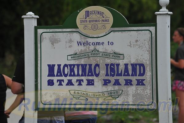 Mackinac Island 8 Mile Run - September 10, 2016