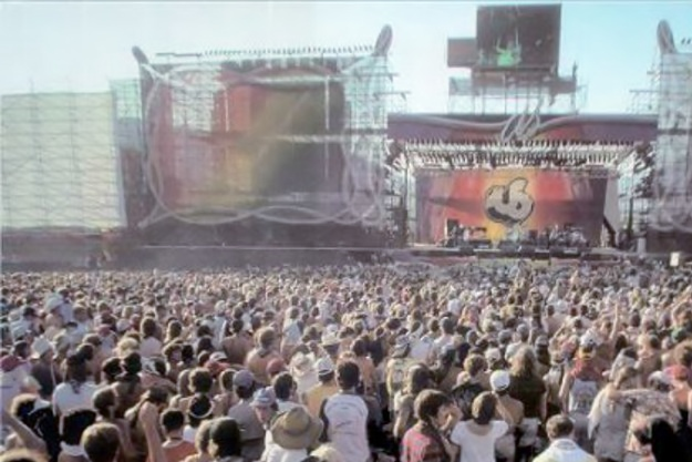 . The 1983 concert known as the US Festival raged in Glen Helen Regional Park bringing top headliners to San Bernardino. It was known as the Woodstock of the 80s. (Courtesy photo)