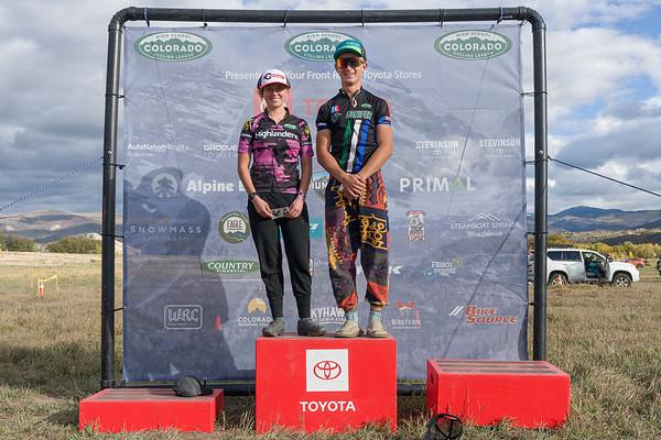2021 Crystal Region - Eagle XC Race -Podiums
