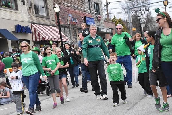 PHOTOS: St. Patrick's Day parade
