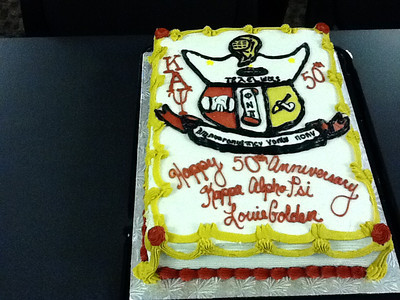 Greenville Alumni - Kappa Men in Action
