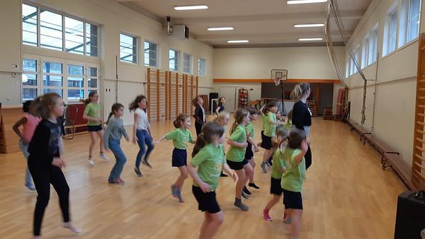 Dansles na school