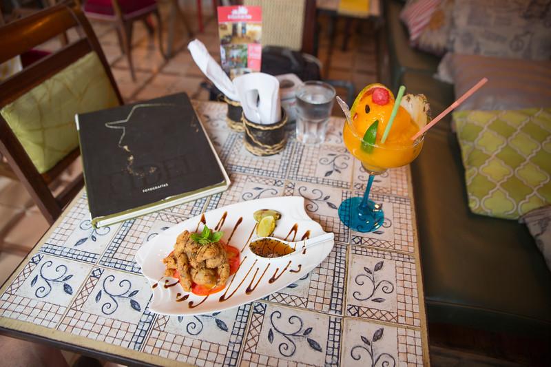 Havana Restaurant.