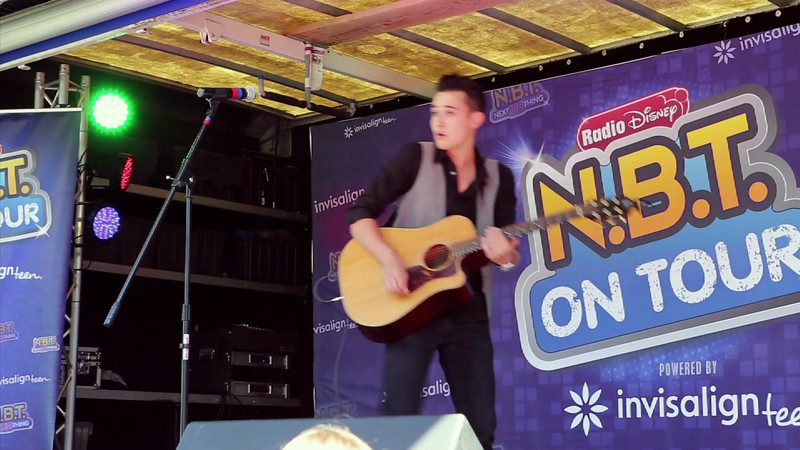 "Radio Disney ""NBT"" Tour Sponsored by Invisaline Teen. (Seattle) Featuring Coco Jones, Jack Skuller and Elle Winter Client : Gold PR Producer: Outlaw Digital Media"