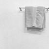 Towel on Rack