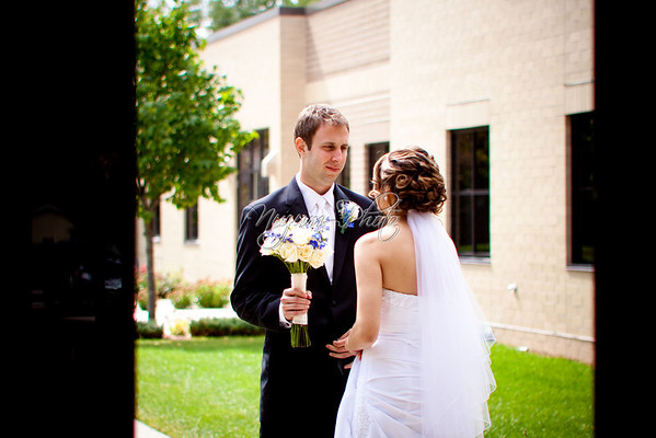 Outside - Sheri and Ryan
