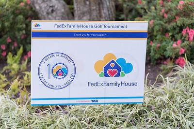 FedEx Family House Golf Day- 10 11 21