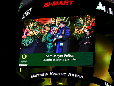 Sam Felton 's Graduation 2017