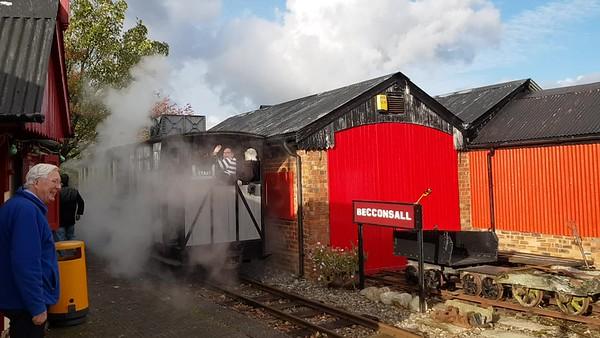 2018 Anfield school visit
