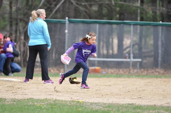Softball May 2014