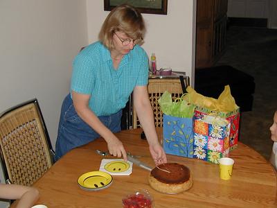 Kelly 12th Birthday - 3/17/2001