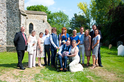 Lucy & Michael's Wedding