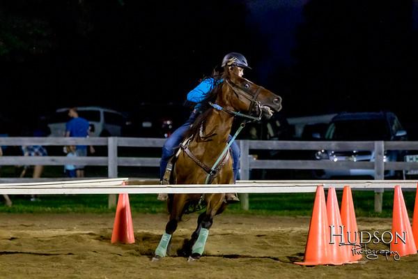 11. Raised Box Keyhole Ponies Sr. Rider