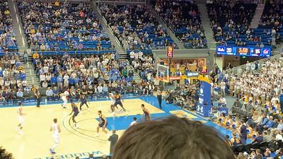 2020.01.19 UCLA Basketball game vs Colorado