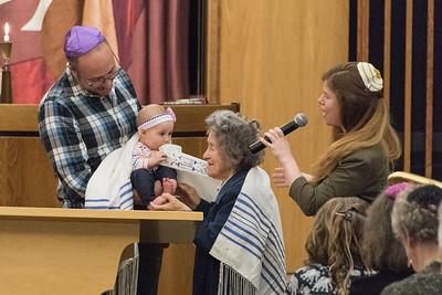 60th Anniversary Shabbat Service