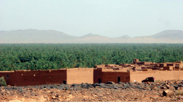 2010 Morocco Part 2 - Mountains, Valleys, & Deserts