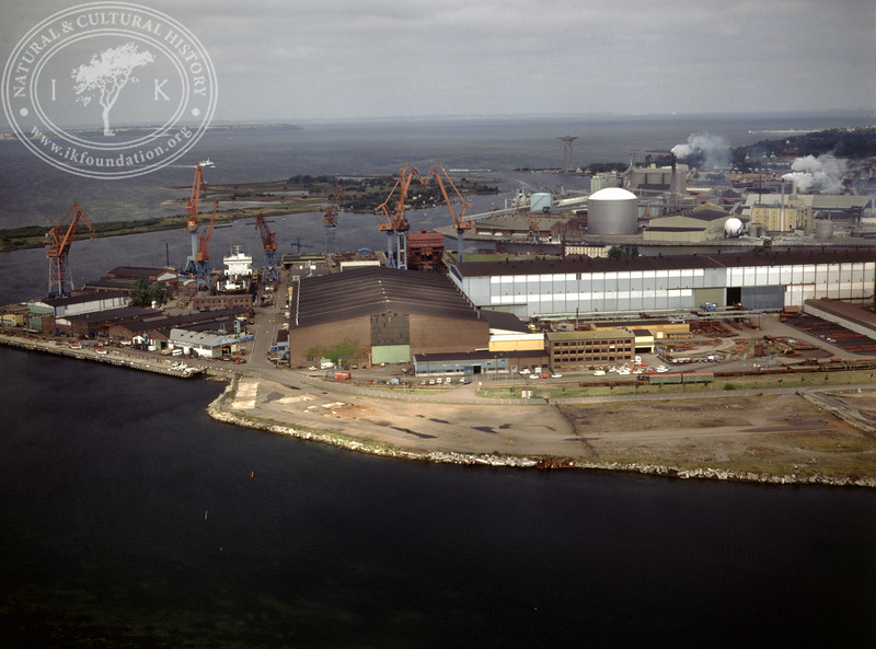 Landskrona fertilizer industry – Supra (1990) | PH.0036