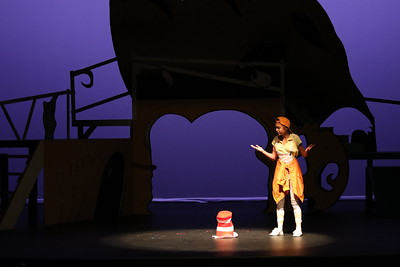 Group VIII Musical - Seussical Jr
