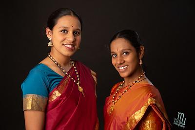 Bhamini and Vashnavee