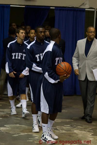 Tift vs Westover 11-19-2011