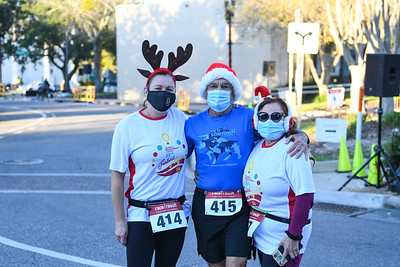 2020 Festival of Lights 5k in San Marco