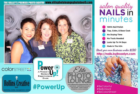 2018.09.14 Power Up! Women's Business Empowerment Event