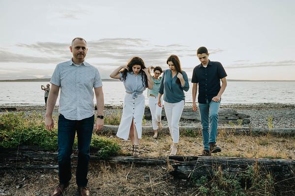 Matt + Kristyn + Family Sharing