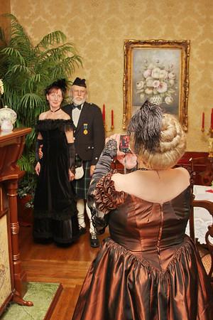 Victorian Elegant Evening