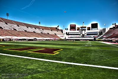 USC Football v Fresno State 08/30/14