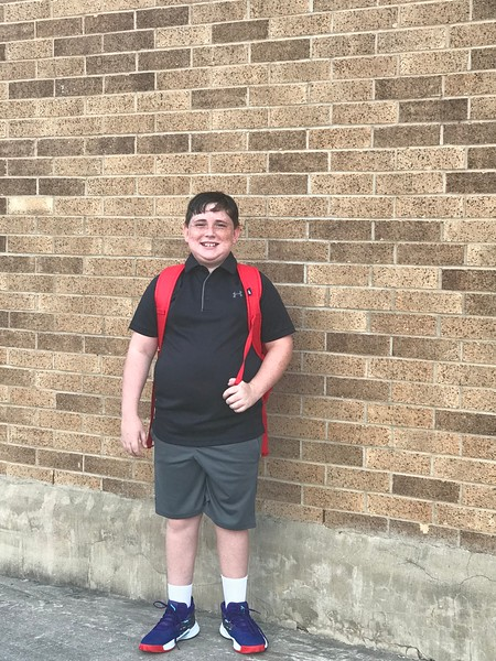 Jacob | 5th grade | Faubion Elementary
