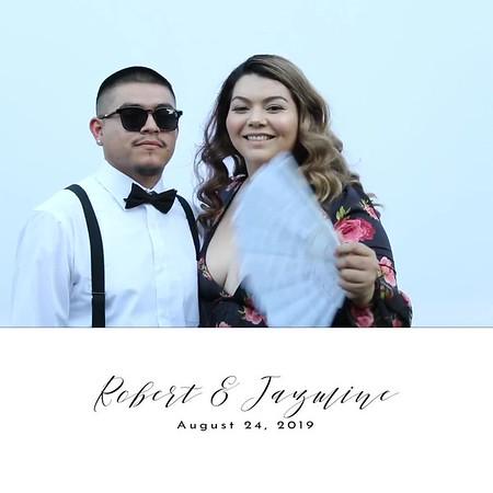 R & J's wedding