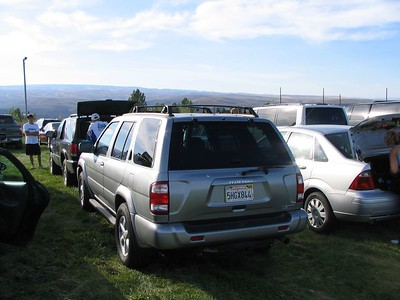 Dave Matthews Band - 19-21 Aug 2005 - Three Days - Three Concerts at The Gorge Amphitheater - George, Washington