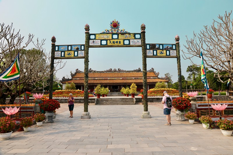 Imperial City - Hue