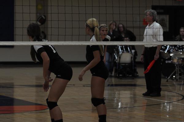 Volleyball at Tomahawk (WIAA Regional)