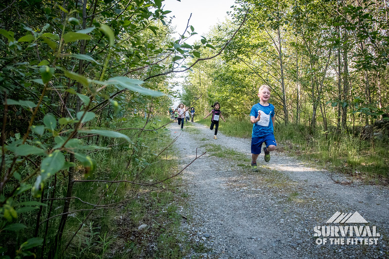 Survival of the Fittest, part of the Coast Mountain Trail Series. May 26, 2018. Photo By: Scott Robarts