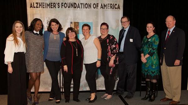 Alzheimer's Foundation- San Diego Event