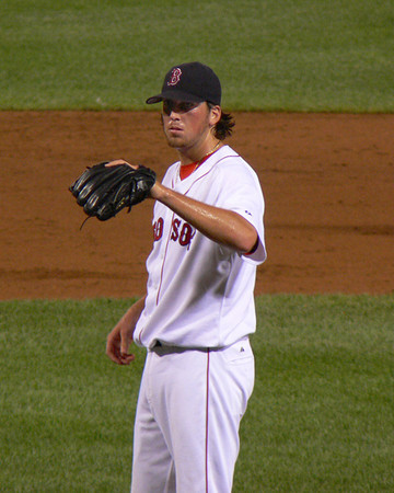 Red Sox, August 1, 2006