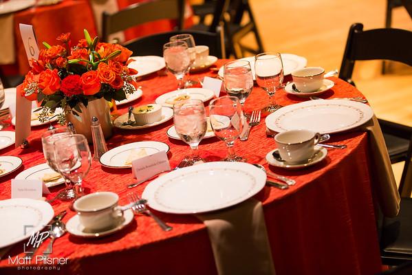 Marsalis Devo Dinner