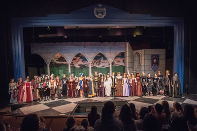 Once Upon a Mattress - Cast Photos Composite Gallery