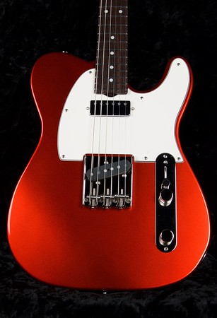 NOS Vintage T #3803, Candy Apple Red, Grosh T/Mini H Pickups