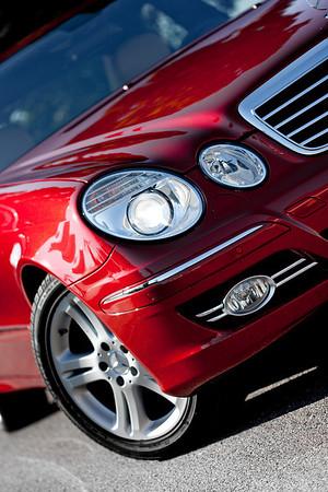 Mercedes-Benz E550 4MATIC designo