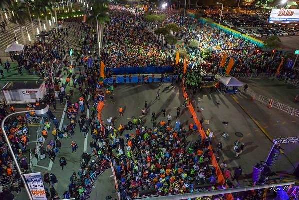 Miami Marathon 1-24-16